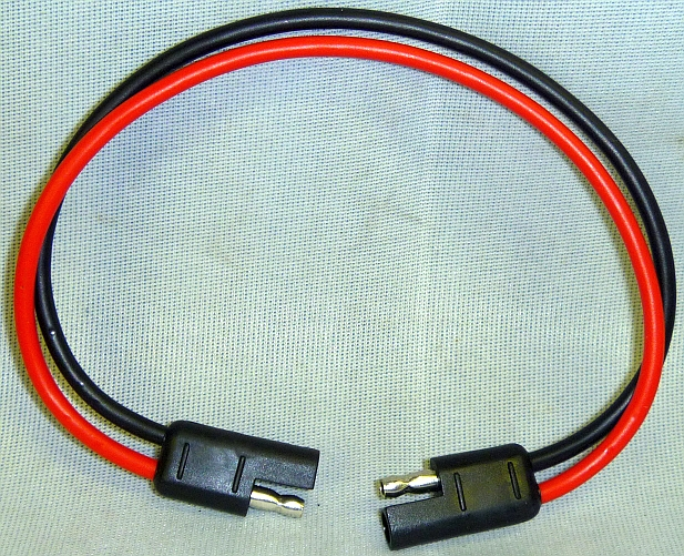 12v 2 pin quick disconnect plugs