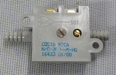 Micro Pneumatic Logic Inc Mpl 501 Adjustable Pressure Sensor