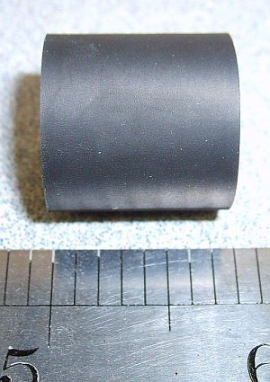 Rubber Wheel (Roller) 20mm x 9.5mm x 20mm