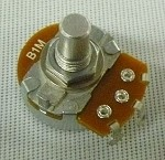 1Meg OHM Potentiometer