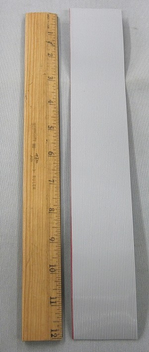 40-Conductor Ribbon Cable By The Foot