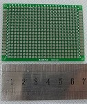 50mm x 70mm (5 x 7cm)  2-Layer Prototype Perf Board