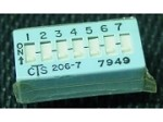 7 Bit DIP Switch