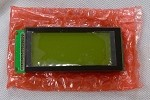Graphics LCD 160 x 64 w/LED Backlight Model AMG16064AR-M-Y12NTDY-SP