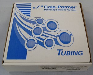 "Cole-Parmer 1/4"" I.D. Tygon Tubing 50 Foot Roll Part No. 95634-00"