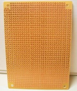 "Perforated Solderable Board 3"" x 4-1/4"""