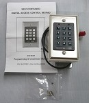 AEI Single Relay Output Digital Access Control Keypad Model No. DK-9520
