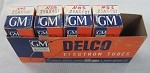 GM 25AX4GT N.O.S. Vacuum Tubes Lot of 4 Tubes