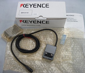 Keyence SR-510 2D Medium Distance Bar Code Reader