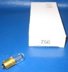 #756 _Miniature Light Bulb 14v 0.08 Amp (Pkg of 10)