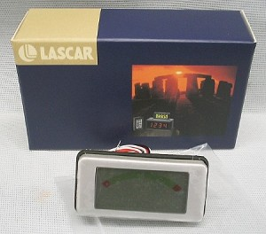 Lascar 9-Segment Color LCD Compact Meter Display Model EMA 1710