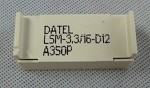 Datel LSM-3.3/16-D12 DC to DC Converter 3.3V 15 Amps