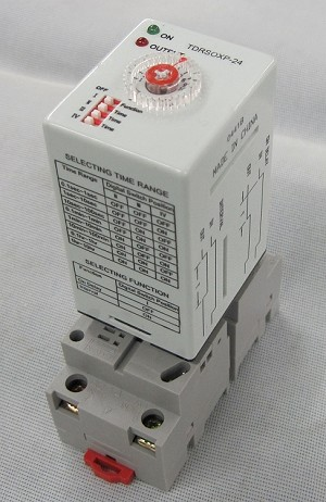 Magnecraft DPDT Time Delay Relay Model TDRSOXP-24