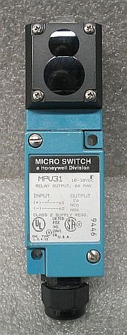 Honeywell MPV31 Micro Switch / MPL2 Retro Scanning Head