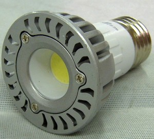 3.5 Watt LED Light Bulb E27 Base 230v AC