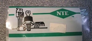 NTE1169 - Integrated Circuit