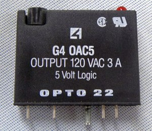 OPTO22 G4OAC5 New Output Module (Bulk Packed)