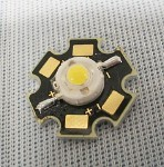3 Watt LED Warm White (Similar to Luxeon)