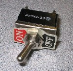 Heavy Duty 20 Amp Toggle Switch ON-OFF