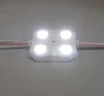 4-LED White Waterproof Backlight 12v DC Module