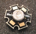 1 Watt LED  White  Similar to Luxeon