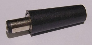 DC Power Plug - 2.1mm inner diameter, 5.5 mm outer diameter