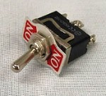 Medium Duty Toggle Switch On-On (SPDT) 10 Amp