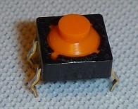 Alps PCB Mount Momentary Tactile Switch Part Number SKEYAB028A