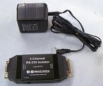 B&B Electronics 4 Channel RS-232 Isolator Model 9POP4