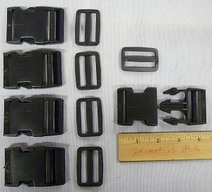 Black Buckle 10 Bag Lot