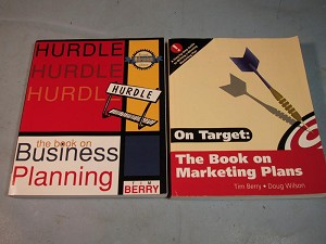 Business Plan and Marketing Plan Book Set