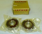 Fafnir 303W1 ABEC7 Angular Contact Thrust Bearing Set 17mm ID x 47mm OD