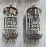 GE  5-Star 5814A One Pair