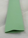 Heat Shrink Tubing: 4ft long, 3/4 in. Diameter, Green
