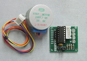 Stepper Motor and Driver For Arduino