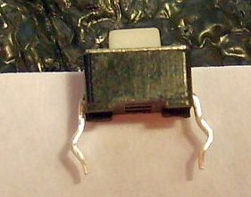 50mA 24VDC Push Button Momentary Switch - Part #155256