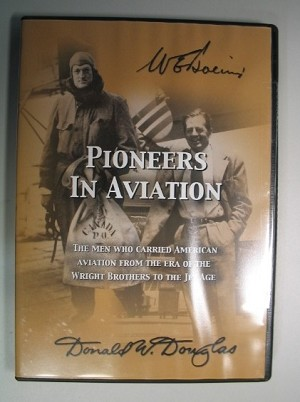 Pioneers In Aviation DVD NEW