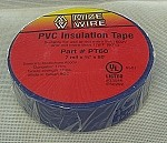 PVC Blue Electrical Tape 3/4