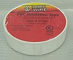 PVC White Electrical Tape 3/4