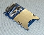 SD Card Adapter For Arduino
