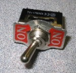 Heavy Duty 20 Amp Toggle Switch ON-ON