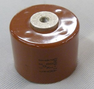 TDK Molded Ultra High Voltage Ceramic Capacitor 700pf 40kV Model UHV-7A